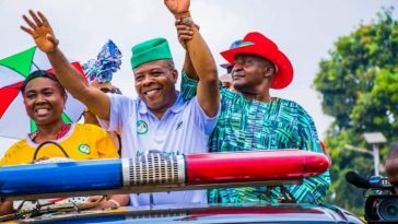 Emeka Ihedioha Defeats Okorocha's Anointed, Wins Imo Governorship Election 1