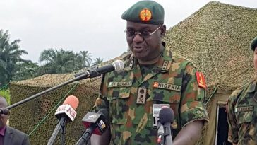 Buratai Relocates To North-East To Fully Wage War Against Boko Haram, ISWAP Insurgents 3