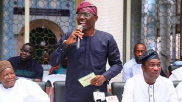 Lagos Governor, Sanwo-Olu Announces Payment Of N35,000 As New Minimum Wage 2