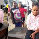 Confusion As Pretty Lady Loses Her Sanity After A Car Dropped Her Off In Delta State [Video] 27