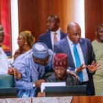 Ministers Burst Into Laughter As Buhari Asks Amaechi To Lead The Prayer At FEC Meeting 30