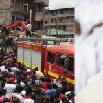 Buhari Expresses 'Extreme Sadness' Over The Building That Collapsed On School Children In Lagos 27