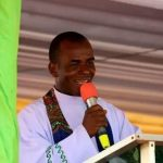 """""""You're Not In Position To Criticize My Prophecy Because It's From Holy Spirit"""" - Fr. Mbaka On Buhari's Victory 8"""