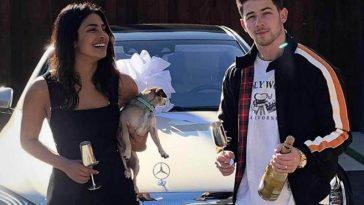 Nick Jonas Gifts His Indian Wife, Priyanka Chopra A Maybach Worth $199,000 2