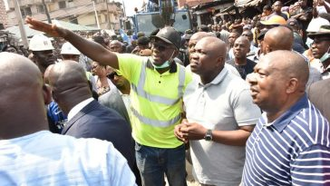 Governor Ambode Orders Full Scale Investigation On Building That Collapsed In Lagos 3