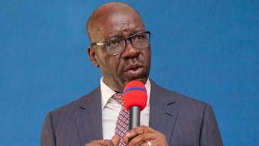 Governor Obaseki Reacts As Gunmen Attack Edo Police Station, Kill DPO, Three Others Oficcers 1