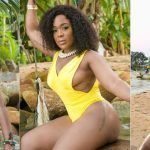 Moet Abebe Shows Off Her Curves In New Bikini Photos, Addresses Critics And Body-Shamers 14