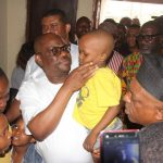 Governor Wike Donates House, N200 Million To Family Of PDP Agent Killed By Police In Rivers 27