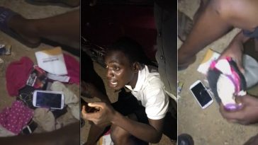 Young Man Caught In Edo While Trying To Sell Stolen Panties For N300,000 To Ritualists [Video] 2