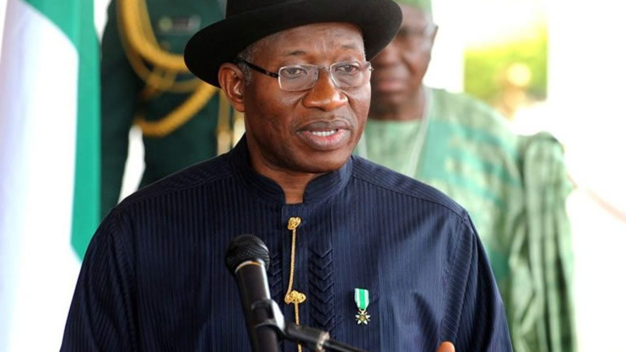 5 Years After, China Still Recognizes Goodluck Jonathan As President Of Nigeria 1