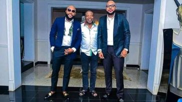 Imo Governor-elect, Emeka Ihedioha Hosts E-money And His Brother Kcee At His Residence [Photos] 2