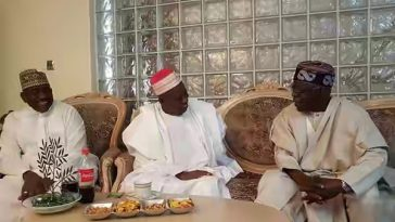 Tinubu Disassociate Himself From Ganjude After Being Accused Of Meddling In Kano Supplementary Elections 7