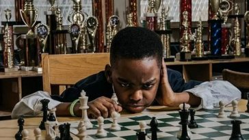Ex U.S President, Bill Clinton Lauds And Invites 8-Year-Old Nigerian Boy Who Won Chess Championship 1