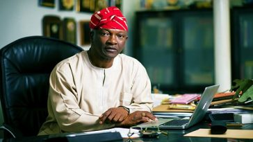Jimi Agbaje Reportedly Dumps PDP, Set To Join The Winning APC 6