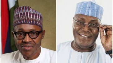 INEC Server Shows Buhari Lost Presidential Election To Atiku With 1.6 Million Votes 5