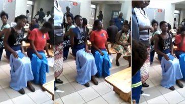 Girl's Secondary School Shut Down Over Strange Behavior Of Students Shaking Their Breasts [Video] 1