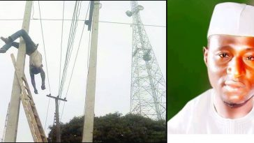 PHCN Staff Electrocuted While Disconnecting Electric Light In Nasarawa State [Photos] 2