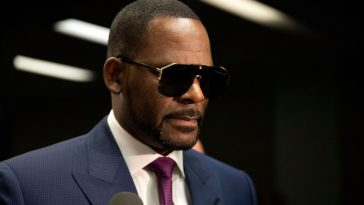 R. Kelly Asks Judge To Allow Him Perform Shows In Dubai, Meet Royal Family 1