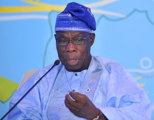 """""""Force Old People Out Of Political Office"""" - Obasanjo Advices Youths To Take Over Leadership 1"""