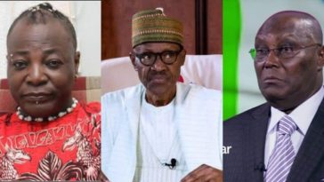 Buhari Lands In Major Bribery Scandal As Charlyboy Admits Collecting Millions From Keyamo To Attack Atiku [Video] 2