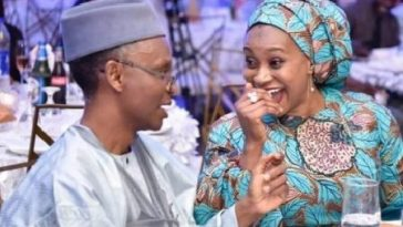 """""""My Husband's Body Has Been Replaced"""" – El-Rufai's Wife Reacts To His Return From Abroad 1"""