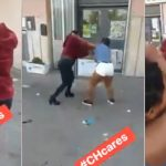Nigerian Sex Workers Fights Bloody With Each Other Publicly Over Customers In Italy [Photos/Video] 27