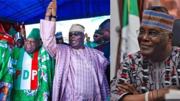 Atiku, World Bishops Praise Nigeria's Judiciary Over Adeleke's Historic Victory At Tribunal 1