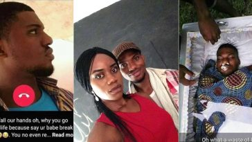 Heartbroken Young Man Commits Suicide After Being Dumped By Girlfriend [Photos] 1