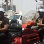 Senator Dino Melaye Spotted Cruising Around On A Cool Motorcycle [Video] 28