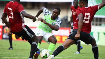 Nigeria Beats Seychelles 3-1 Despite Ozoho's Poor Goalkeeping [Watch Highlight] 1