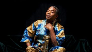 My Late Father, Fela Condemned My First Album Saying It Was Useless - Femi Kuti 5