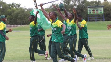 Nigeria Makes History, Qualifies For First Ever Cricket World Cup 1
