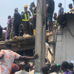Another Building Collapses In Lagos Island - The Third In Two Weeks [Video] 27