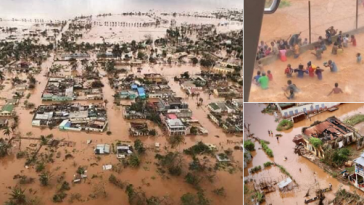 Over 1,000 People Dead And 110,000 Misplaced As Massive Storm Hits Mozambique, Malawi and Zimbabwe 1
