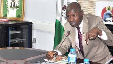 """Grow, Don't Blow"" – EFCC Boss Warns Nigerian Youths Against Desperation For Quick Wealth 6"