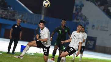 Onuachu Seals Victory For Super Eagles As Nigeria Defeat Egypt 1-0 In Friendly March [Watch Highlight] 12