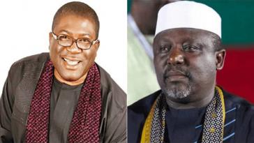 Imo Deputy Governor Urges APC Members To Celebrate Okorocha's Loss And Humiliation 1