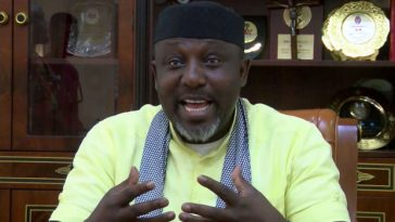Edo Election: PDP Defeated APC Because Residents Voted Against Injustice - Rochas Okorocha 9