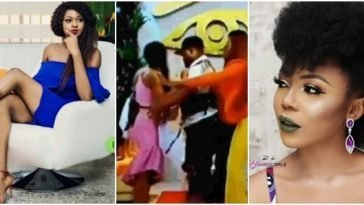 Watch Moment Ifu Ennada And Ahneeka Almost Exchanged Blows At BBNaija Reunion [Video] 3