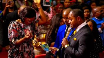 Oge Okoye Visits Church Of Controversial Pastor Lukau Who Staged Fake Resurrection Miracle 1