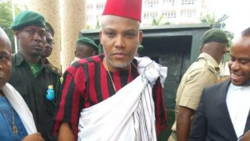 Breaking News: Court Orders Arrest Of IPOB Leader, Nnamdi Kanu 2