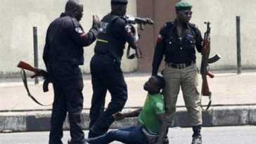 Three Policemen Allegedly Kills Man Near His House In Lagos Over N200 Bribe 1