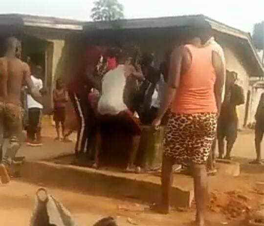 Missing Man And His Sister-In-Law Found Dead Inside Abandoned Well In Edo 1