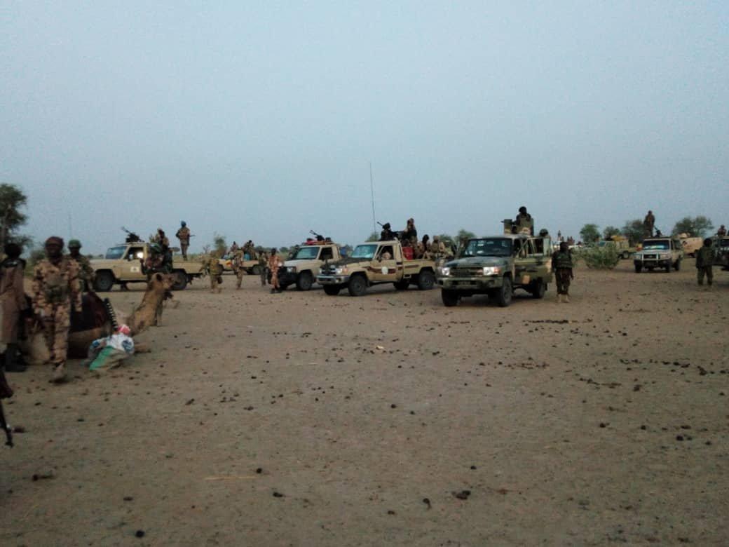 Operation Yancin Takfi: Boko Haram loses Commander, 15 men and logistics 1