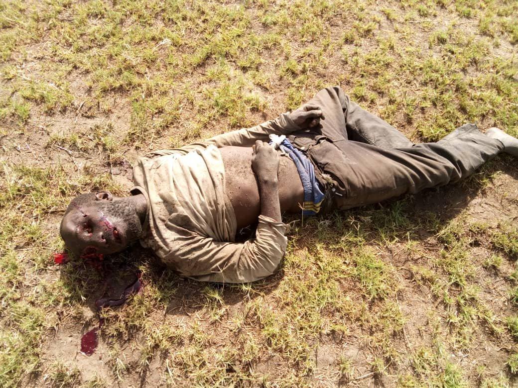 Operation Yancin Takfi: Boko Haram loses Commander, 15 men and logistics 3