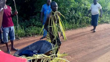 Man Stripped Naked And Banished From Imo Community Over Murder [Photo] 8