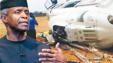 My Death In Helicopter Crash Would Have Put Many People In Trouble – Osinbajo 4