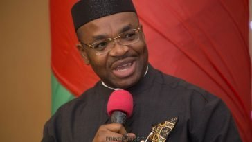 Governor Udom Mocks Pastors Who Predicted His Election Defeat In Akwa Ibom 1