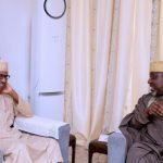 Breaking News: Okorocha Meets President Buhari In Aso Rock 27