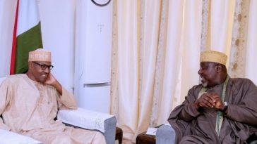 Breaking News: Okorocha Meets President Buhari In Aso Rock 5